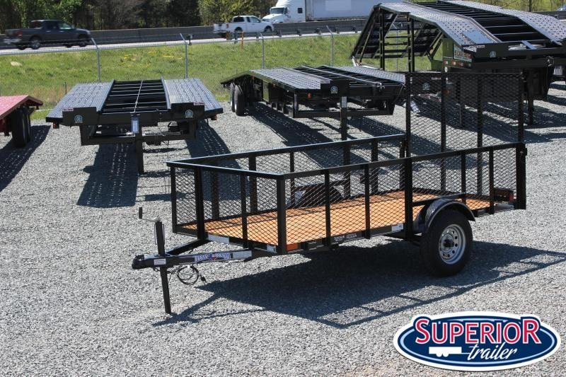 2020 Texas Bragg 5X10LB w/ 2ft Expanded Sides and Gate