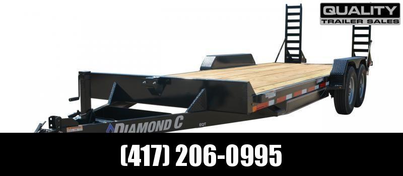 2020 Diamond C Trailers EQT Equipment Trailer