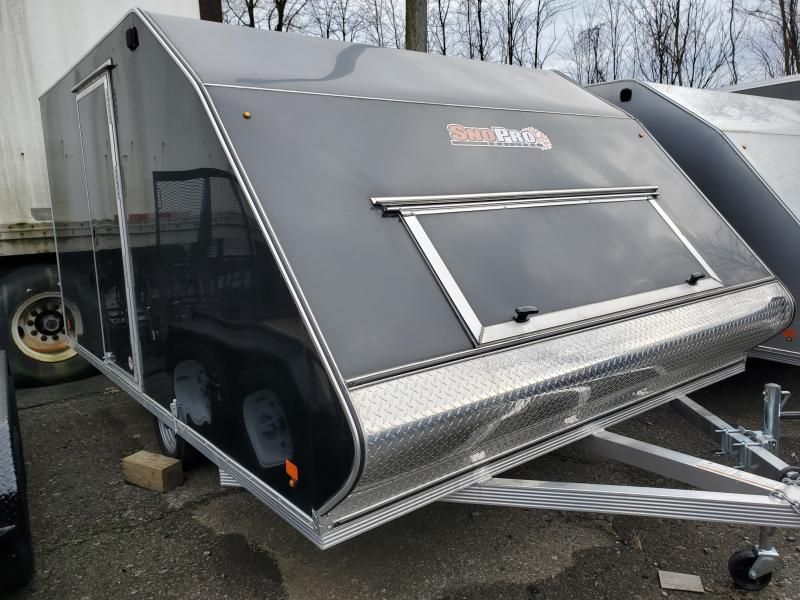 2018 Alcom-Stealth SNOPRO Snowmobile Trailer