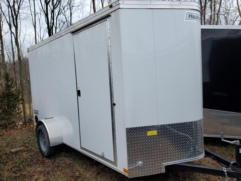 2019 Haulmark TRANSPORT 6 X 12 Enclosed Cargo Trailer