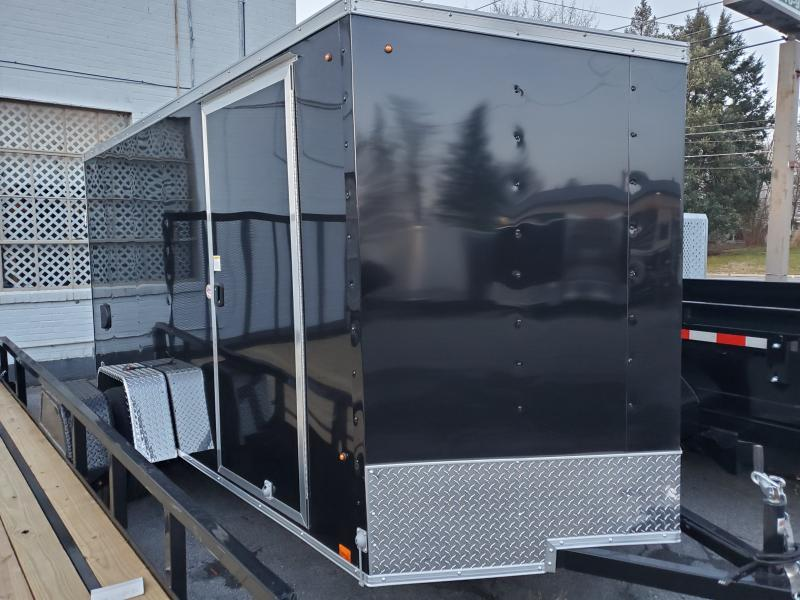 2020 Look Trailers 6 x 12 ST DELUXE Enclosed Cargo Trailer