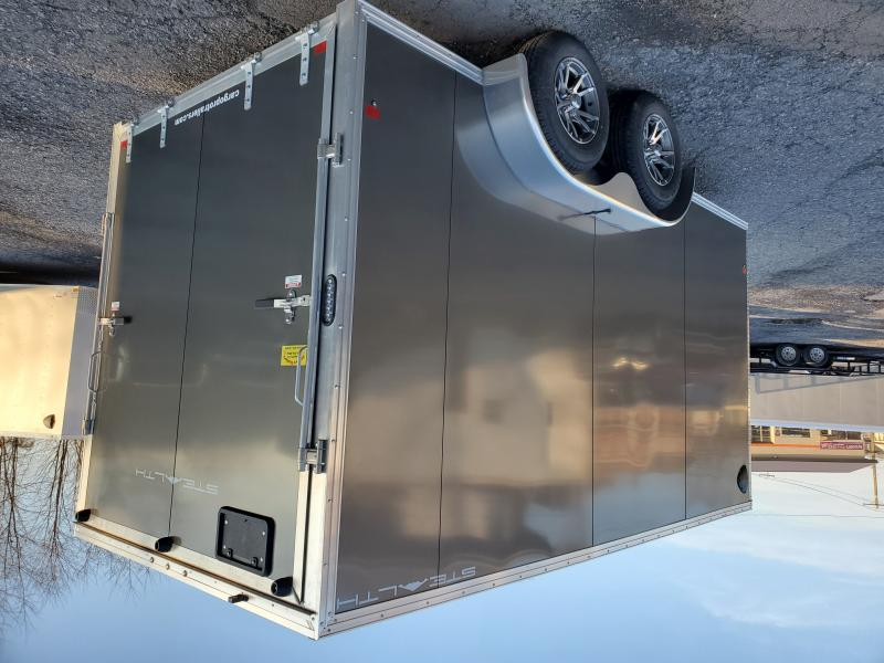 2020 Alcom-Stealth 2020 STEALTH 7 X 14 ENCLOSED Enclosed Cargo Trailer