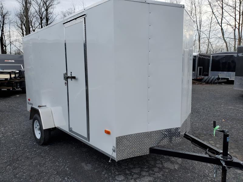 2020 Look Trailers 2020 6 X 12 LOOK EQUINOX 3K Enclosed Cargo Trailer