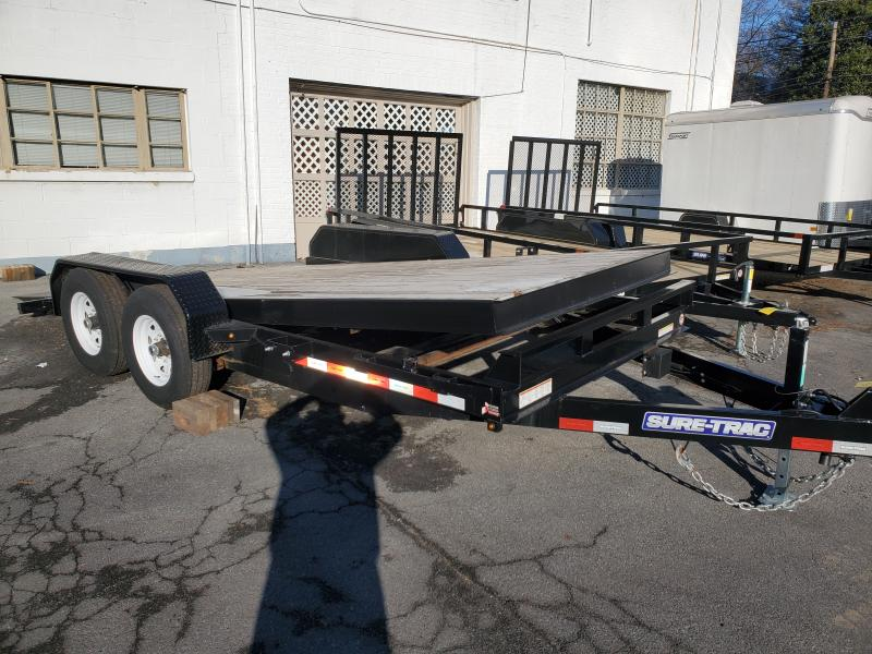 2019 Sure-Trac 7 x 18 Tilt Bed Equipment, 14k