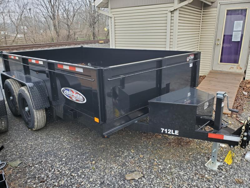 2020 Bri-Mar DT712-LP-LE-12 Dump Trailer