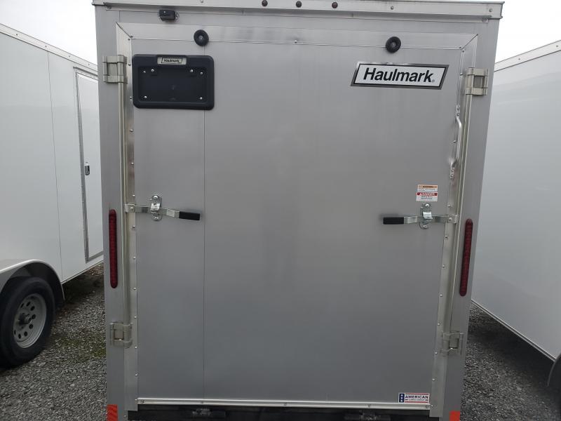 2019 6 X 10  Haulmark TRANSPORT V NOSE Enclosed Cargo Trailer