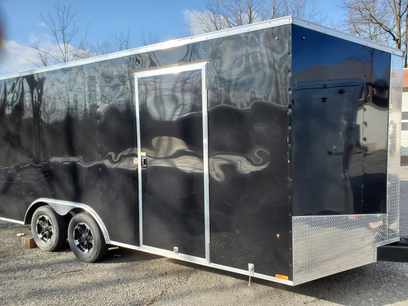 2020 Look Trailers 8.5 x 18 7k ELEMENT SE Car / Racing Trailer
