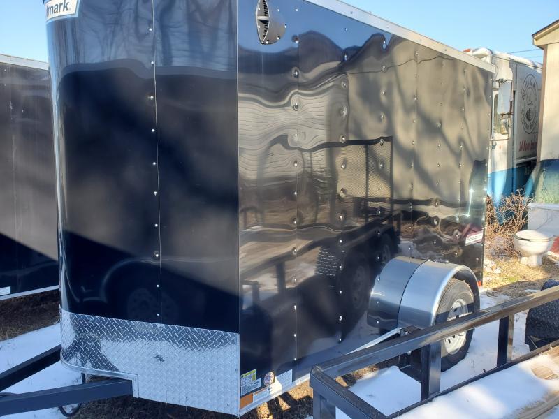 2020 Haulmark 6 X 10 PASSPORT DELUXE Enclosed Cargo Trailer