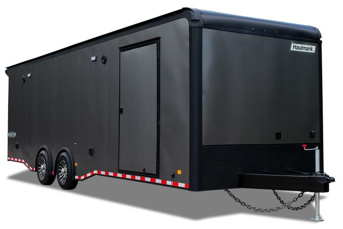 2019 Haulmark 8.5 x 24 12k Pro Edge Car / Racing Trailer