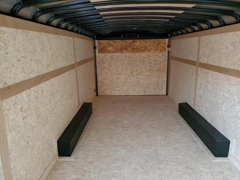 2020 Haulmark Transport 8.5 X 24 10K Enclosed Cargo Trailer