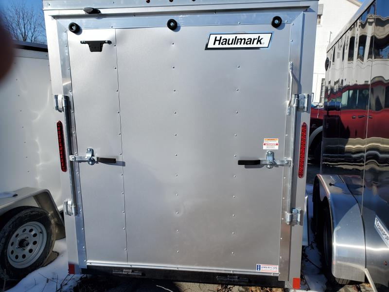2020 6 x 10 Haulmark PASSPORT Enclosed Cargo Trailer