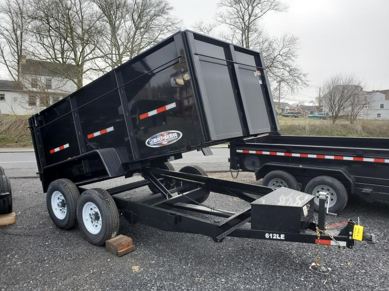 2020 Bri-Mar DT612LP-LE-12 Dump Trailer