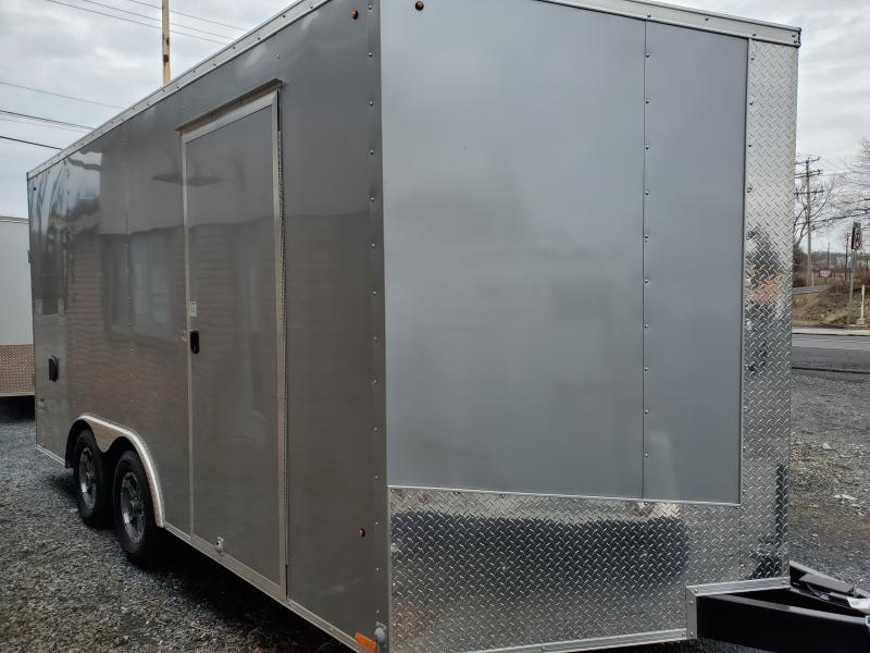 2020 8.5 x 16 Look Trailers ELEMENT SE Car / Racing Trailer