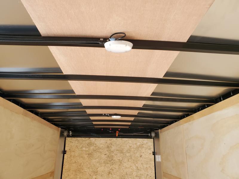 2019 6 x 12 Haulmark TRANSPORT Enclosed Cargo Trailer