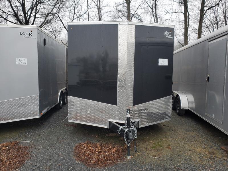 2020 Look Trailers 8.5 x 16 ELEMENT SE Enclosed Cargo Trailer