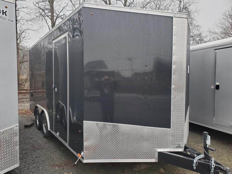 2020 Look Trailers 8.5 x 16 ELEMENT SE Enclosed Cargo Trailer