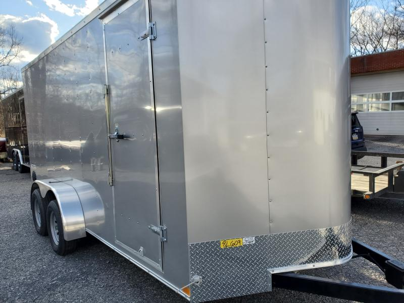 2020 Haulmark 7 X16 7K PASSPORT Enclosed Cargo Trailer