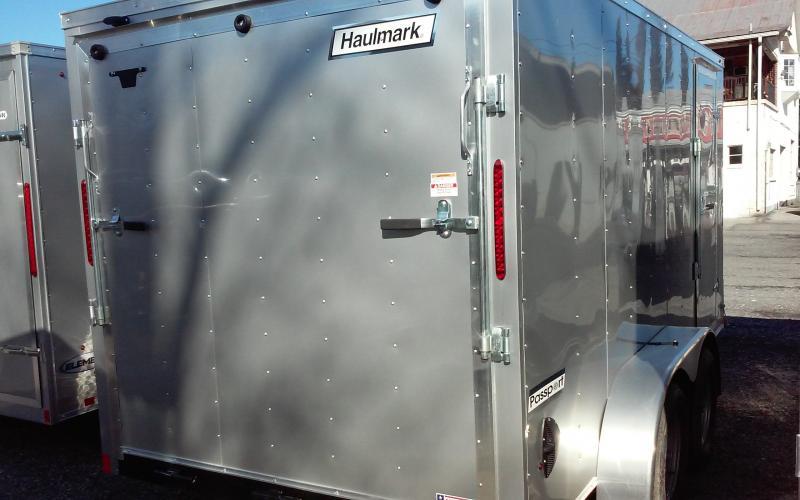 2020 Haulmark 7 X 14 PASSPORT 7K Enclosed Cargo Trailer