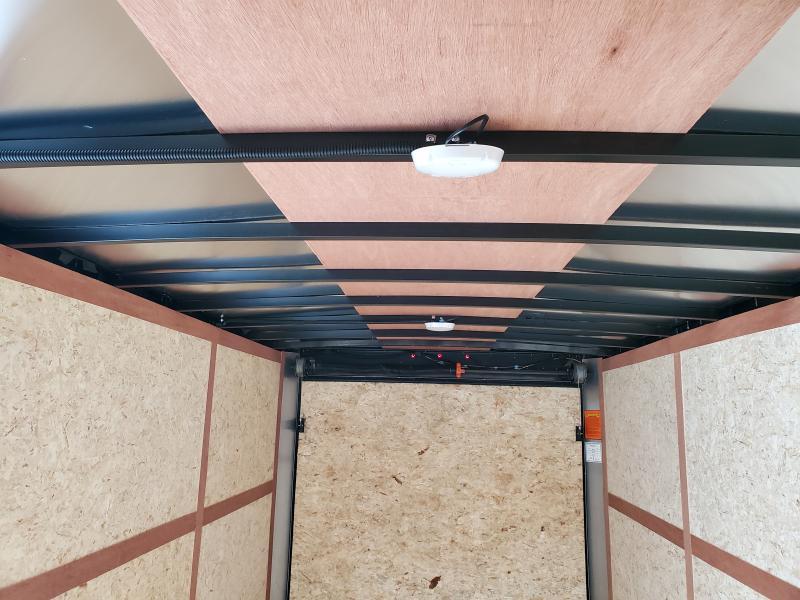 2019 6 X 12 Haulmark TRANSPORT VNOSE Enclosed Cargo Trailer