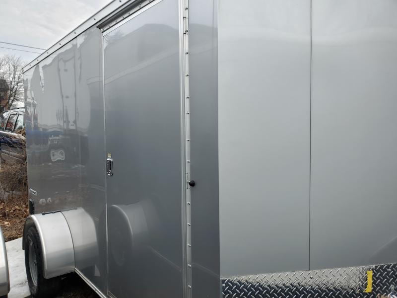 2019 6 X 12 Haulmark TRANSPORT VNOSE Enclosed Cargo Trailer