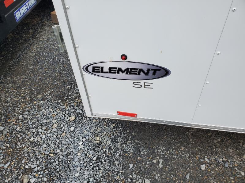 2020 Look Trailers 8.5 x 22 10k ELEMENT SE Car / Racing Trailer