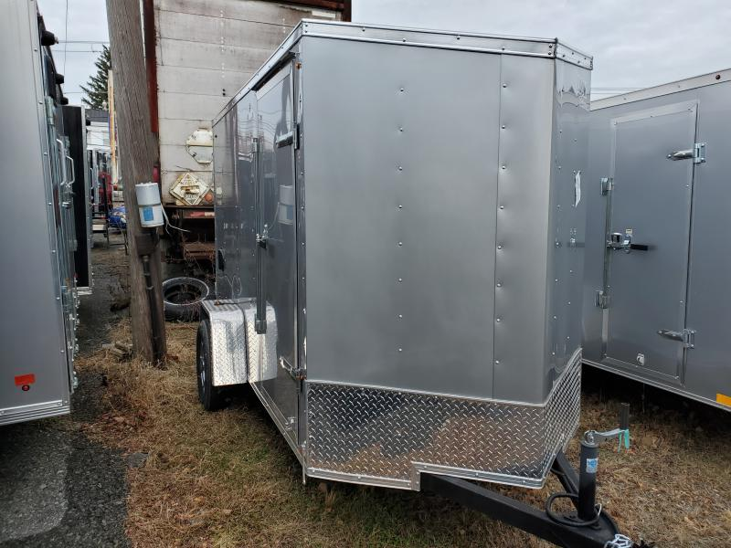 2020 Look Trailers 5 X 10 3K Enclosed Cargo Trailer