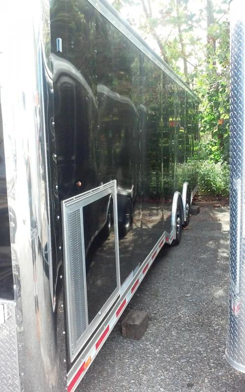 2019 Look Trailers PLRT8.5X28TE4 Car / Racing Trailer