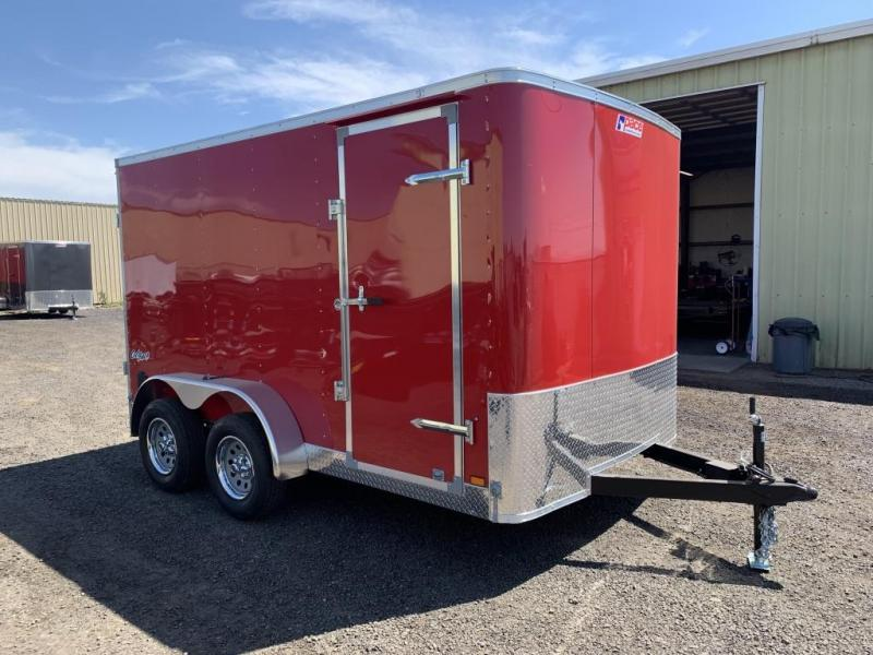 2020 Pace American 6x12 7K Enclosed Cargo Trailer