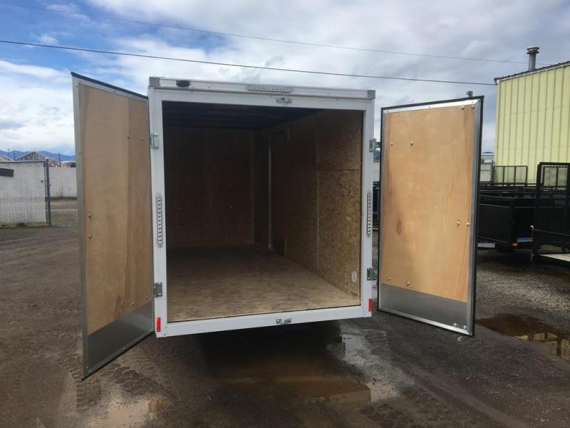 2020 Pace American 6x12 3.5k  Enclosed Cargo Trailer