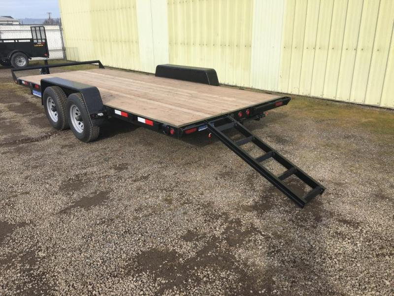 2019 Big Dog HK720 Flatbed Trailer
