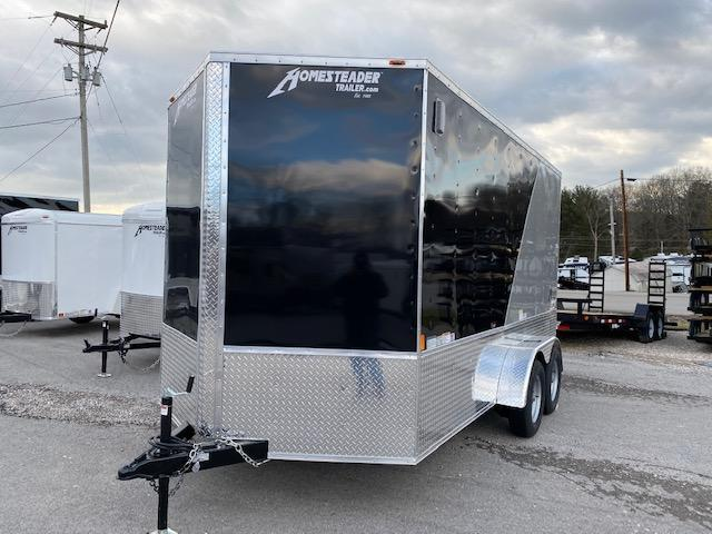 2020 Homesteader Inc. 714IT Enclosed Cargo Trailer