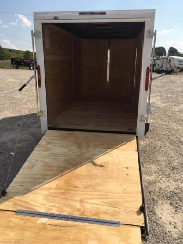 2020 Homesteader Inc. 612IS Enclosed Cargo Trailer