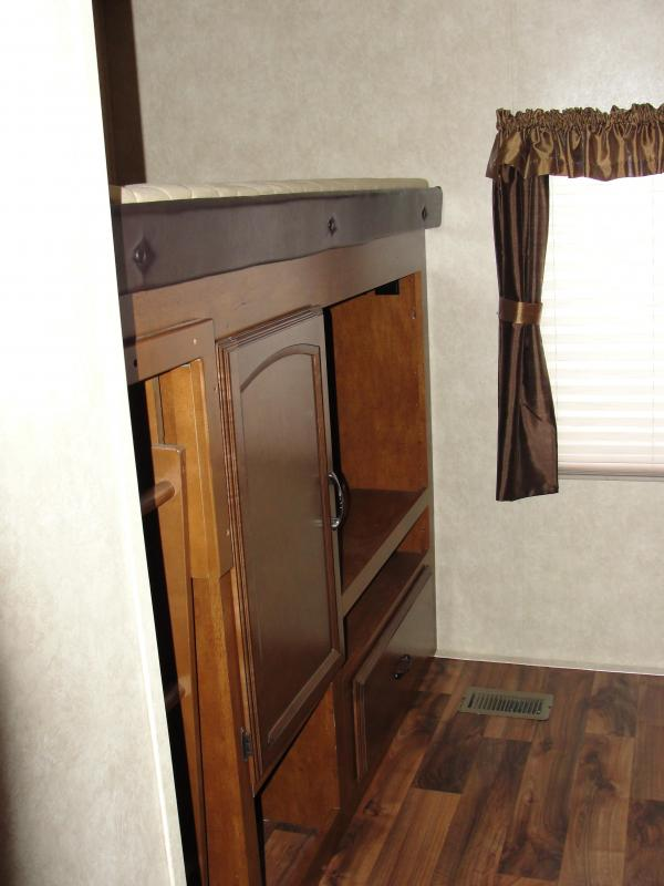 2015 Heritage Glen 312QBUD Travel Trailer