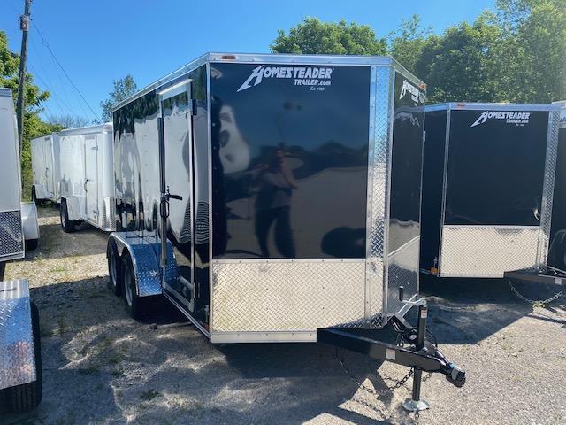 2020 Homesteader Inc. 712IT Enclosed Cargo Trailer