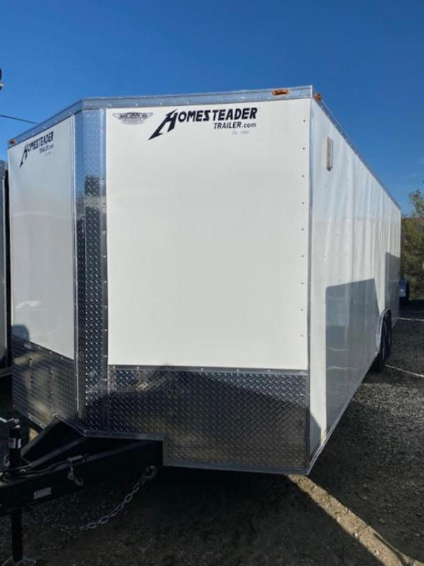 2020 Homesteader Inc. 824IT Enclosed Cargo Trailer