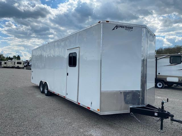 2020 Homesteader Inc. 828IT Enclosed Cargo Trailer