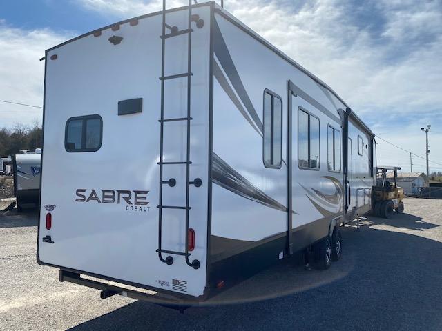 2020 Forest River Inc. Sabre 37FBT Fifth Wheel Campers RV