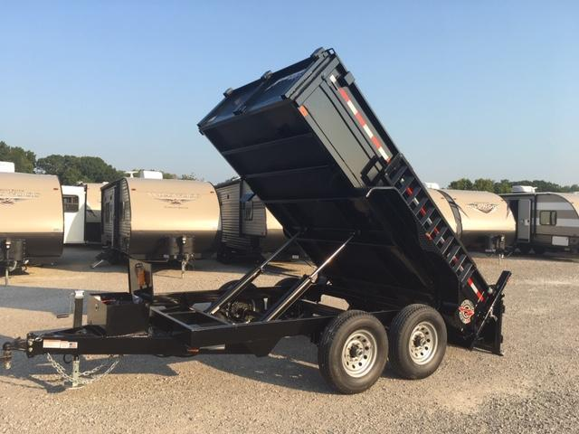2020 Homesteader Inc. 712HX Dump Trailer