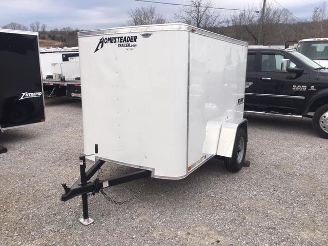 2020 Homesteader 508FS Enclosed Cargo Trailer