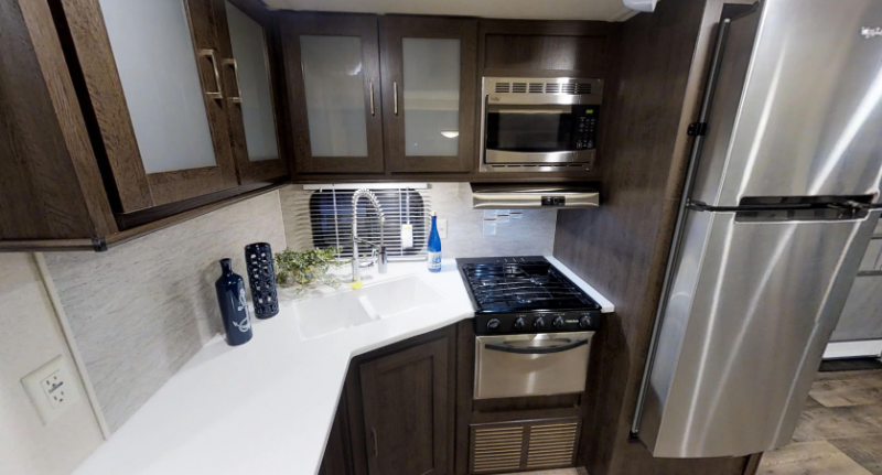 2018 Wildwood 28RLSS Travel Trailer