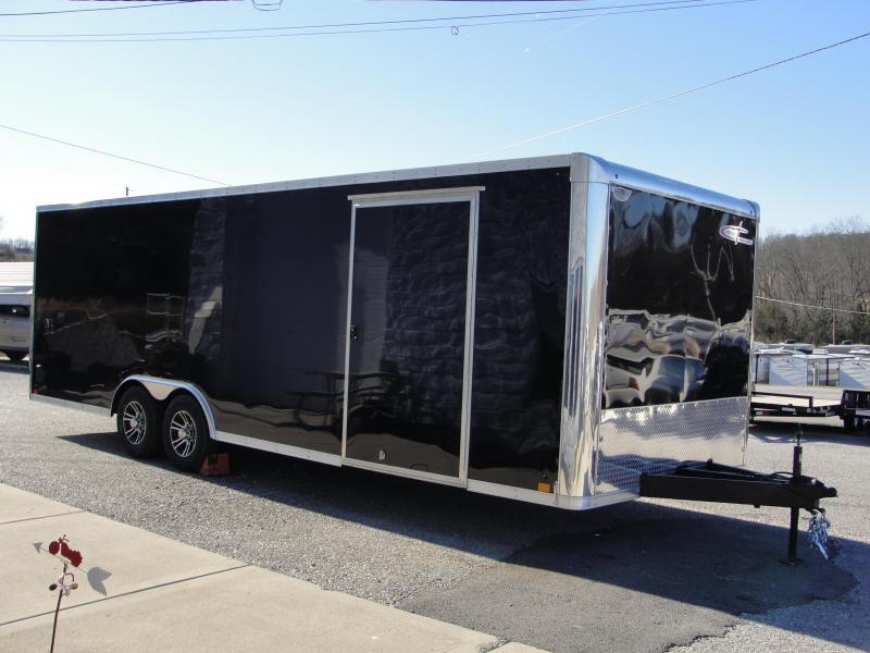 2019 Cross Trailers 824TA Enclosed Cargo Trailer