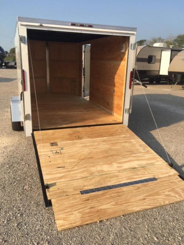 2020 Homesteader Inc. 712IS Enclosed Cargo Trailer