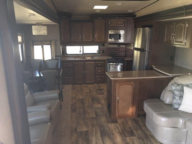 2016 Forest River Inc. Heritage Glen 346RK Fifth Wheel Campers RV