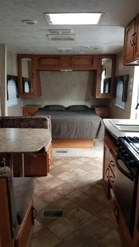 2013 Palomino Other 21RBS Travel Trailer RV