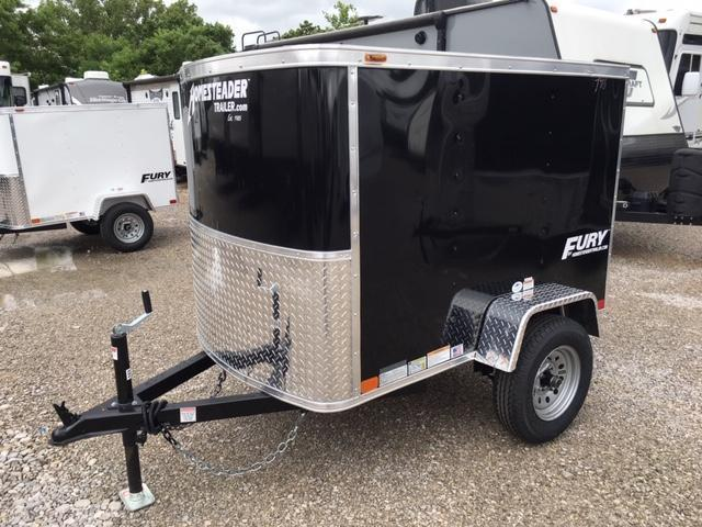 2020 Homesteader Inc. 406FS Enclosed Cargo Trailer