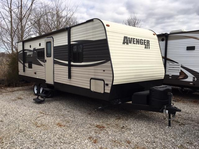 2018 Primetime 26BBS Travel Trailer