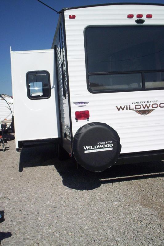 2018 Wildwood 28RLSS Travel Trailer