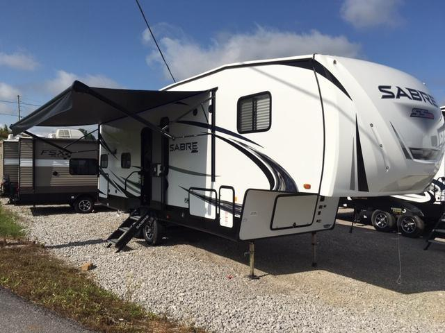 2020 Sabre 261RK Travel Trailer