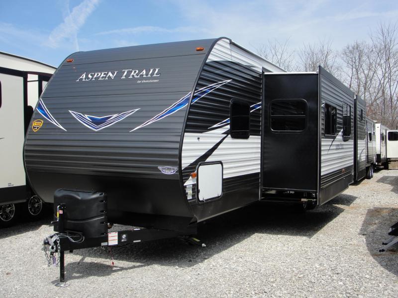 2019 Aspen Trail 3210BHD Travel Trailer