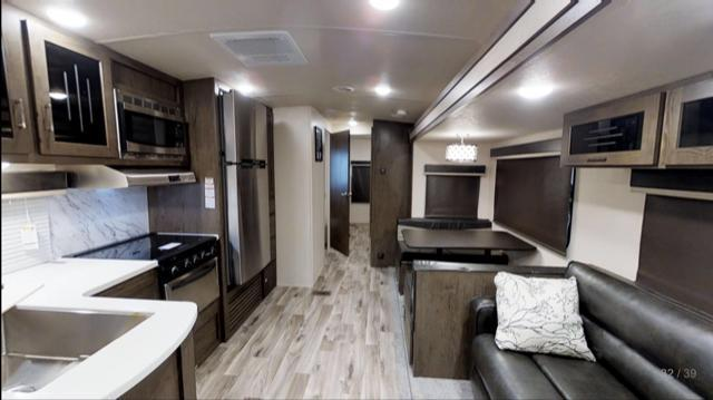 2018 Heritage Glen 312QBUD Travel Trailer